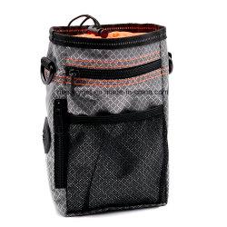 Cão de estimação portátil multifuncional tratar o saco de formação+Cocô livre bag bolsa embutido de popa dispensador de saco, facilmente transporta animais de brinquedos,Kibble,trata,10229 Esg ajustável