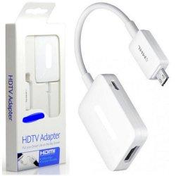 Mhl к HDMI 1080P HDTV кабель с адаптером для Samsung Galaxy S3, S4, S5 к сведению 2/3/4
