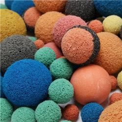 إسفنجة تنظيف كرة لأنّ [بوور بلنت] مكثّف أنابيب تنظيف