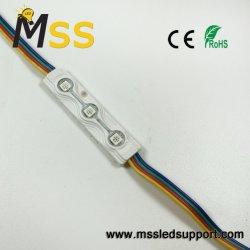 Полноцветный дисплей для установки вне помещений 3xsmd5050 Реклама RGB светодиодные модули
