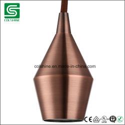 Colshine E27/E26 Weinlese-Metalllampen-Kontaktbuchse-Diamant-Form-Lampenhalter