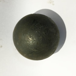 70mm de alto cromo arrojan Bolas para molienda de cemento