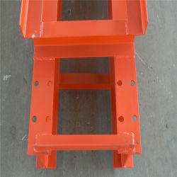 Struttura d'acciaio galvanizzata del metallo del TUFFO caldo, materiali da costruzione verniciati, acciaio inossidabile