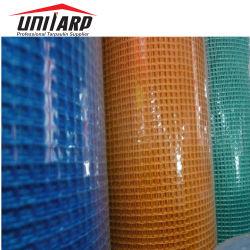 Léger et transparent en PVC coloré bâche tissu à mailles