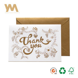 Producción artesanal de papel artesanal decoración Tarjeta de felicitación ¡Feliz cumpleaños!