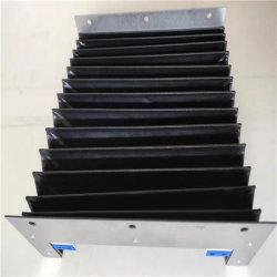 プラスチックNylon Rectangular Accordion Protection Bellows、Lifting Platformのための、CNC Machine Bellows Cover、レーザーCutting Machine Bellows Cover、Automatic Bellows