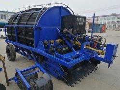 Traktor-Eingehangener selbstladender Steinpicker-/Soil-Block, der Maschine, landwirtschaftliche Maschine montiert
