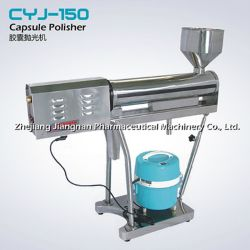 Politriz cápsula (CYJ-150) Tablet Equipamento Pharmceutical máquina de polir