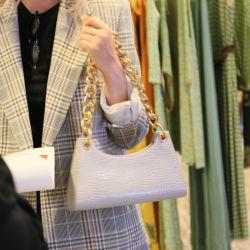 La metallina della borsa dei sacchetti delle borse del progettista della signora Handbags Handbags Ladies Handbags insacca il sacchetto promozionale (WDL3284)