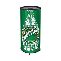 Refroidisseur électrique en plein air sur roues pour boire et de promotion de boissons