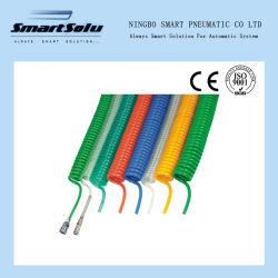 Ningbo Smart PU PA PE Matériau Matière plastique flexibles à air pneumatique