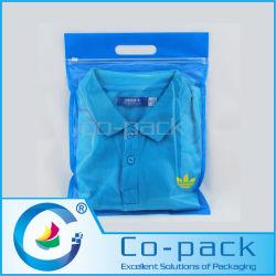 حقائب بلاستيكية مخصصة مع غطاء للقميص