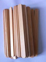 Madeira e bambu cartão descartáveis