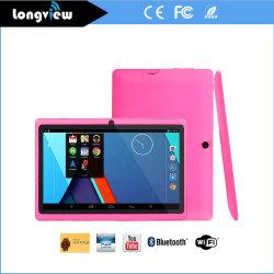Meados de 7 Polegada Q88 Android Market com núcleo quádruplo, 8 GB Wiif Bluetooth Tablet PC