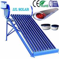 Système de chauffage à eau chaude solaire pour la maison