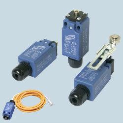 経済的な熱可塑性のステンレス鋼のローラー、穿孔器およびばねの水保護、限界スイッチ、IP65