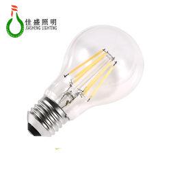 Ссб 2W 4W 6W 8W E27 светодиодные лампы дневного света - теплый белый A60 с регулируемой яркостью