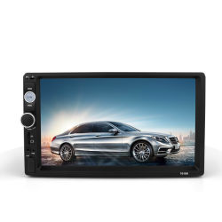 7.0 Zoll-Screen-Auto-DVD-Spieler Bluetooth Spiegel-Link-Funktions-androides Auto-Video DVD