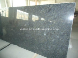 Flooringのための蝶Blue Granite Slabs及びWall Cladding及びCountertops