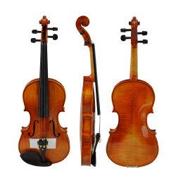 Высокое качество масла в античном стиле лак Flamed цена скрипки