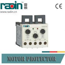 Relais de la sobreintensidad de corriente, relais inteligente del protector del motor de la pérdida de la fase