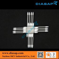 Electronic Components Cleaning를 위한 서류상 Cotton Swabs