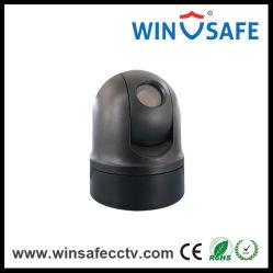 Macchina fotografica impermeabile del volante della polizia PTZ della macchina fotografica del CCTV PTZ del veicolo