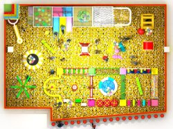 Сотрудников категории специалистов завода детская игровая площадка в помещении парк развлечений (TY-150821)