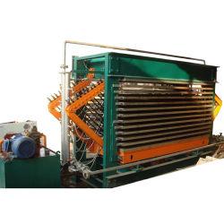 合板のベニヤのコア熱い出版物の乾燥機械