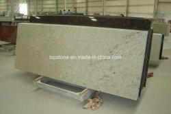 De opgepoetste Countertop van het Graniet van Kashmir Witte Tegel van de Bevloering