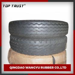 Padrão de costela 7.50-15, 7.00-15 pneus de polarização de camiões ligeiros Llantas para automóveis
