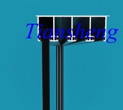 De waterdichte Schuifdeur van het Glas Frameless voor de Deur van het Balkon