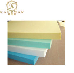 Schaumgummi-Block/unterschiedliche Farben-unterschiedliches Dichte-Schaumgummi-Blatt-/Rollenverpackungs-Schaumgummi-Blatt/mit hoher Schreibdichteschaumgummi