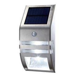 La parete del sensore di movimento di energia solare del LED illumina la lampada esterna del giardino della via impermeabile