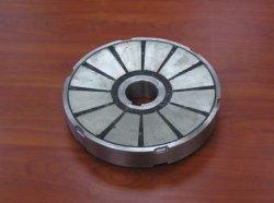 Remontage du frein magnétique des aimants de SmCo