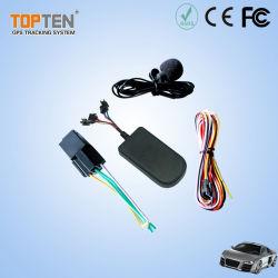 Localização da precisão do GPS do veículo automóvel Motociclo Tracker com Smart Motor no limitador de velocidade, GT08-Ez