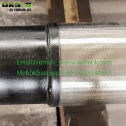 Gli ss di successo 304 9 5/8 '' di tubo hanno basato la maglia del filtro dal filtro per pozzi dell'acqua