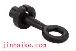 El cable Clip (PERNO Y TUERCA)