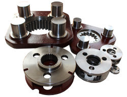 Ricambi auto planetari della scatola ingranaggi del riduttore dell'attrezzo dell'attrezzo di trasmissione dell'elemento portante di riduzione