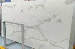밝은 Polished 10-30mm Thickness Artificial Quartz Stone Sheet