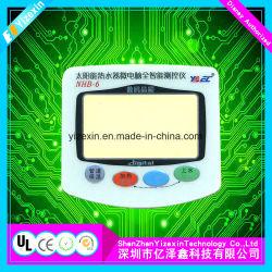 Dôme de gaufrage à écran tactile personnalisé du panneau des commutateurs à membrane/lentilles