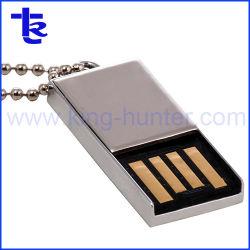会社のギフトのための小型金属 USB フラッシュの運転者