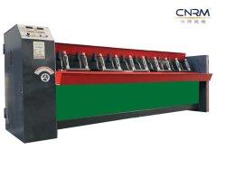 Cnrm 高効率ウールウール綿アクリル製ヤーンボール巻取り機 ボール巻線機、ヘッド 4 個、ヘッド 6 個、ヘッド 8 個のハンドニット用 10 ヘッド 12 ヘッド