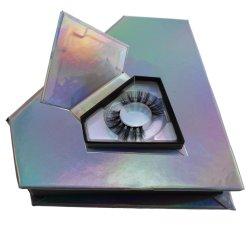 Commerce de gros 2020 synthétique de mode 3D'EXTENSION Mink coups de fouet Faux Cils avec boîte de diamant personnalisé