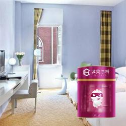 Proteger la superficie de la pared de la pintura de emulsión a base de agua de la base de hormigón pintura de oro