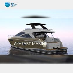 Allheart 14m Jacht van de Luxe met de Mooie Binnenlandse Brug van de Vlieg voor Verkoop