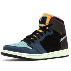 KERBEmens-Basketball-Schuhe Jordanien-1 Chicago Retro hohe Tokyo Bio