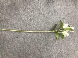 Kunstseide-Blumen-Lilien-Ausgangspartei-Dekoration-Hochzeit