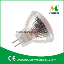 6V 20W GZ4 Microscopio MR11 la lámpara del proyector pH Jcr/M-6-20/F.