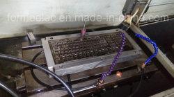 Lavorazione con utensili di plastica della tastiera dello stampaggio ad iniezione di fabbricazione di Phototype di disegno di muffa della tastiera